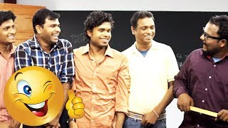 Teacher Student Comedy | Kaunsa Tyre Phata | Hindi Joke | Hilarious Comedy | Funny Video | Chutkule