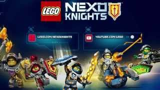 LEGO Nexo Knights - The Way to Battle (Official Teaser)
