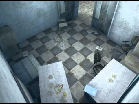 Joygame Wolfteam - Metro [Yeni Harita]