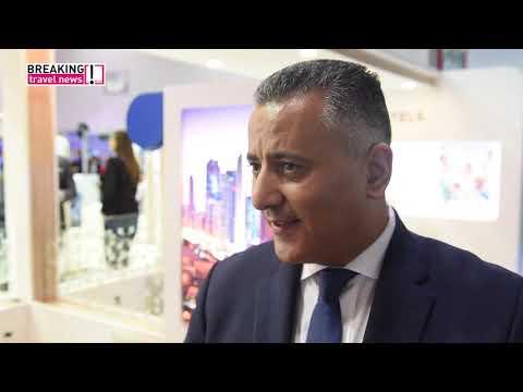 Ammar Hilal, general manager, Fairmont Dubai