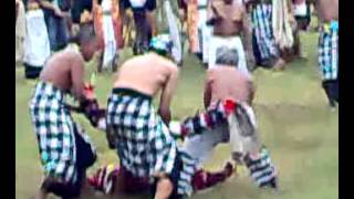 Tek-tekan Merta Sari Kelating live in Tanah Lot