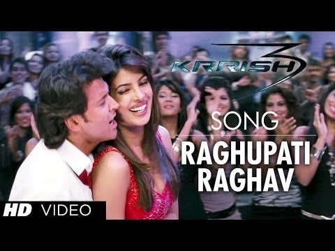 Raghupati Raghav Krrish 3 Full Video Song | Hrithik Roshan Priyanka...