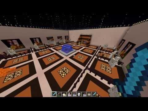 ماين كرافت:كستم ماب المهمات الصعبة   Minecraft Custom Map Difficult tasks