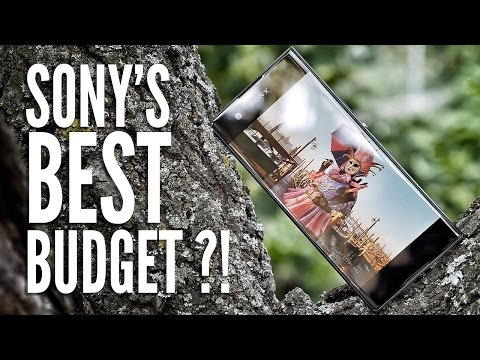 Sony Xperia XA1 Review - Sony's BEST Budget Smartphone 2017 ?!