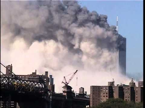 911 new amateur footage tower 1  explode