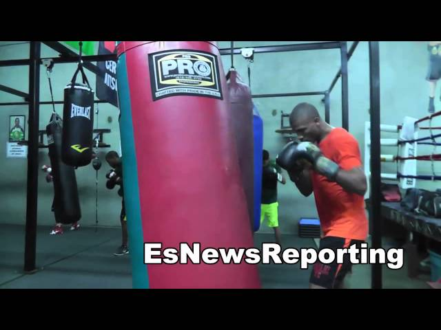 Thomas Dulorme a monster in the ring EsNews boxing