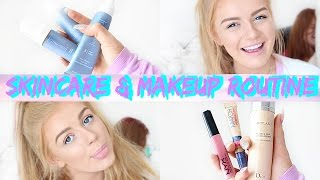 Morning Skincare & Everyday Makeup Routine ad | Lucy Flight