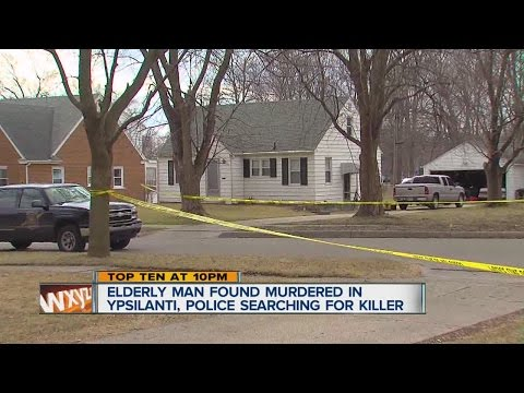 Man found murdered in Ypsilanti