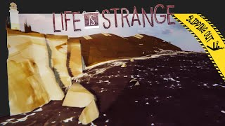 Exploring Secret Locations and Easter Eggs - Life Is Strange | Slippin Out