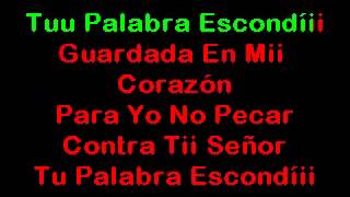 KARAOKE Danny Berrios   Ofrenda Agradable mp4 SaveYouTube com]