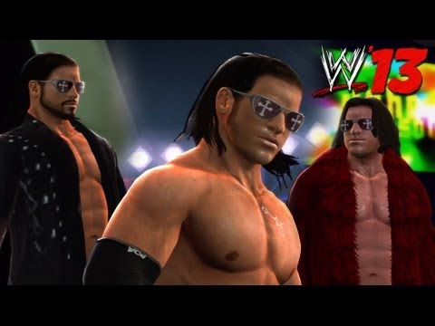 WWE '13 Community Showcase: John Morrison (Xbox 360)