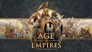Age of Empires Definitive Edition LIVE