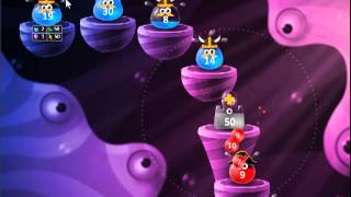 JellyGo! Walkthrough : Level 46 (3 Stars)
