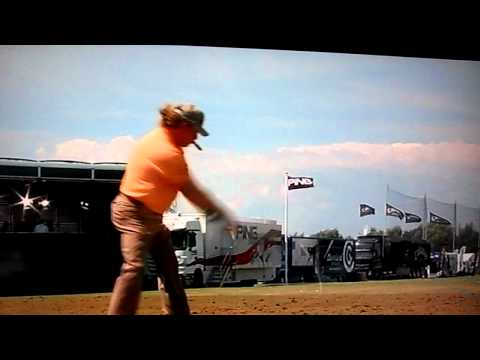 Miguel Angel Jimenez .....awesome Peter Alliss Commentary