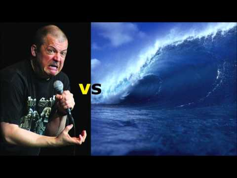 Jimmy vs The Ocean