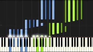 Beethoven 34 Moonlight 34 Piano Sonata No 14 In C Minor Complete Piano Tutorial Synthesia