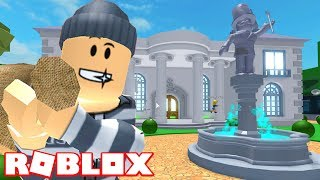 Roblox Rob the Mansion obby *Bank Heist Obby in Roblox