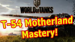 T54 Motherland Gold Mastery (World of Tanks Xbox/PS4)