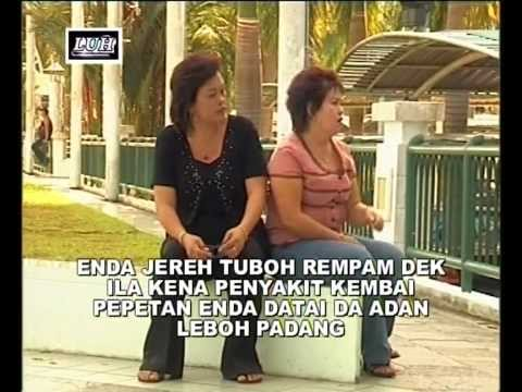 Pantun Sedang (full) - Nyong video