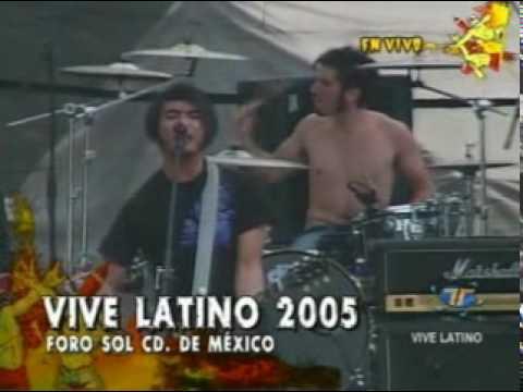 Tolidos - Desiciones adolescentes (Vive Latino 2005) [2-3]