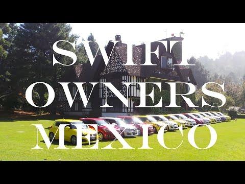 Suzuki Swift Sport | Swift Owners Mexico | Ajusco Photo Shooting