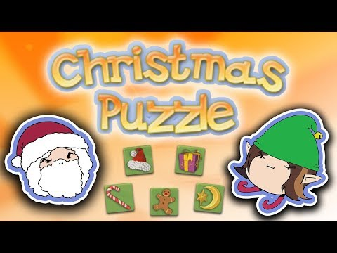 Christmas Puzzle!!!!!!!!!!!! - Game Grumps