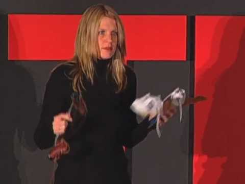 TEDxIowaCity - Jennifer Trevillian-Easy Feet / Reshaping Lives