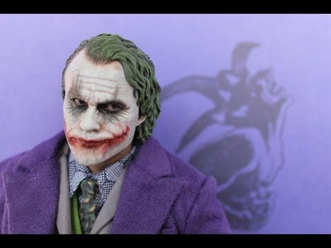 The Joker 2.0 DX11 Hot Toys figure review