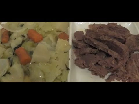 Low Carb Corn Beef And Cabbage