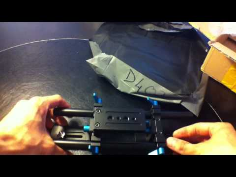 Unboxing Fotga Dp500