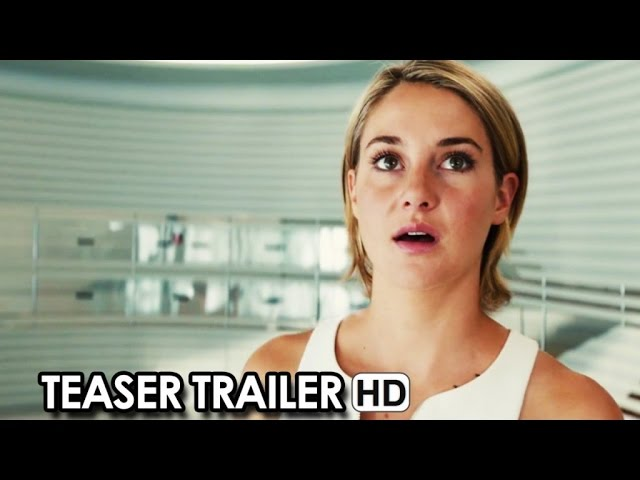 The Divergent Series: Allegiant Official Teaser Trailer (2016) - Shailene Woodley [HD]