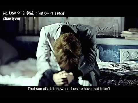 Gdragon. One Of A Kind. That Xxx Eng Lyrics video