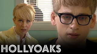 Hollyoaks: Alfie needs Cindy