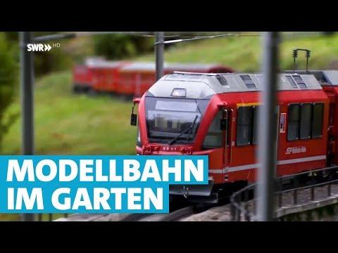 Ein Eigener Bahnhof Im Garten