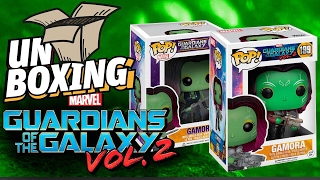 Gamora Funko Pop #Unboxing