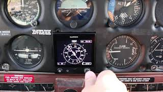 Garmin GNX 375 Aircraft Panel Upgrade Part 3 ALL DONE!