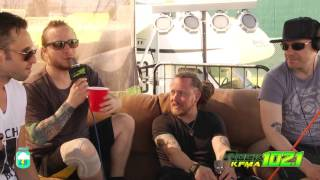 Download Lagu KFMA DAY 2016 Shinedown Interview w/ Creepy Pete Gratis STAFABAND