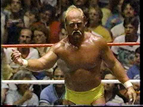 Philadelphia Spectrum Wrestling 1986 - Hulk Hogan vs King Kong Bundy PART 2 Music Videos