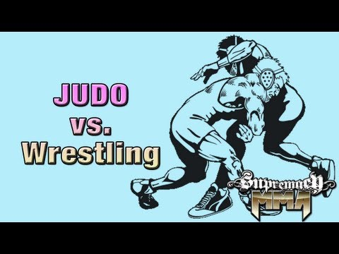 Supremacy MMA - Judo vs. Wrestling Image 1