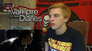 The Vampire Diaries - Season 1 Episode 12 (REACTION) 1x12