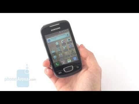 Samsung GALAXY mini Review