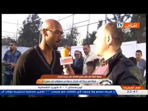 Nicolas Anelka s'investit dans le championnat de football algérien