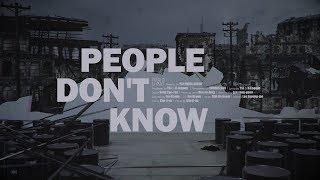 [MV] 유승준 (Steve Seungjun Yoo) - People Don't Know