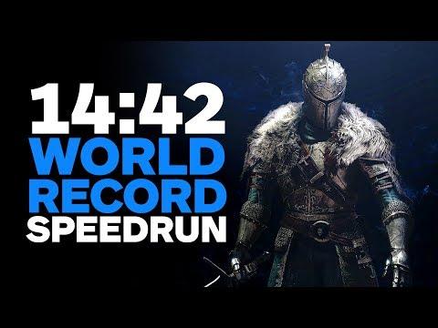 Dark Souls 2: 14 Minute World Record Speedrun