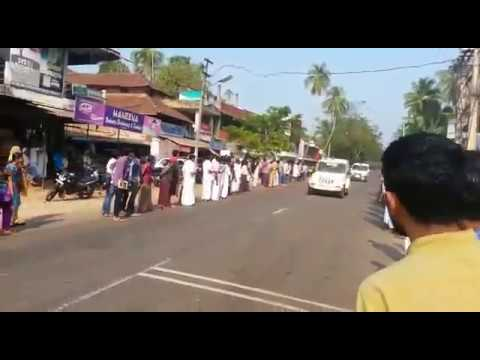 hamid ansari ( vice President) go to malappuram video