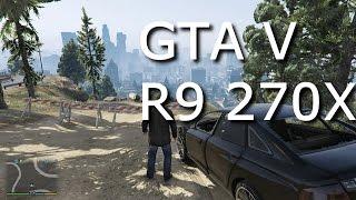 GTA 5 na R9 270X i5 3450