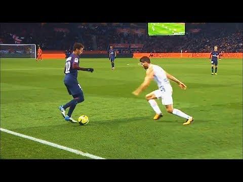 Neymar Jr ● Magic Skills ● 2018  HD 