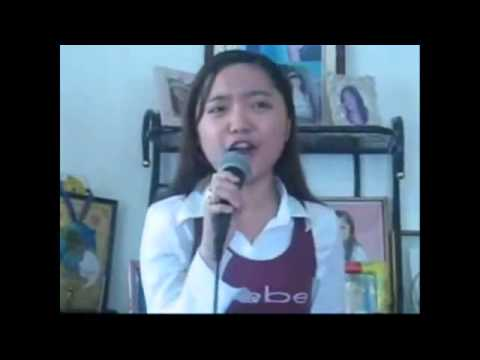 Charice - Reflection - Charice Pempengco (14 years old)