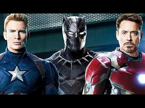 New Details On Black Panther's Role In Captain America Civil War