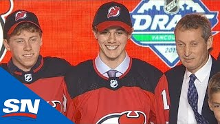 New Jersey Devils Select Jack Hughes First Overall In The 2019 NHL Draft